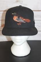 Cal Ripken JR HOF Orioles Signed 1999 #8 New Era Fitted Hat 100% Wool 6 7/8 Hat - $48.44
