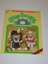"Cabbage Patch Kids Pony & Western Wear ; 16"" Dolls Clothes 12 Outfits ; #7810 Pl - $25.99"
