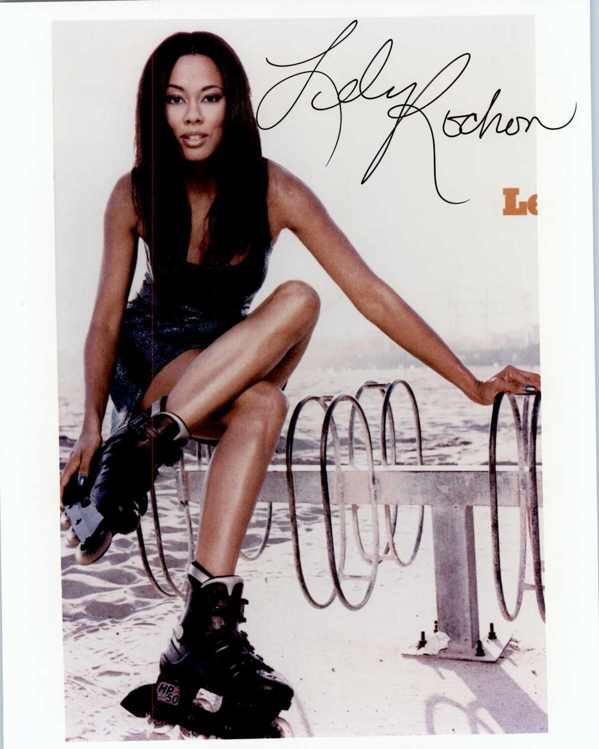 Primary image for Lela Rochon Signed Autographed Glossy 8x10 Photo