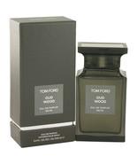 Tom Ford Oud Wood Eau De Parfum Spray 3.4 Oz For Men  - $489.60