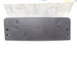 New MERCEDES W220 W430 W500 Front License Plate Molding 2208850881 SHIPS... - $38.47