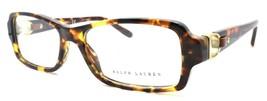 Ralph Lauren RL6107Q 5134 Women's Eyeglasses Frames 53-16-140 Antique Tortoise - $49.40