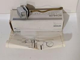 Kohler Wellington Toilet Trip Lever Flush Chrome K-9423 9423 NEW - $68.24