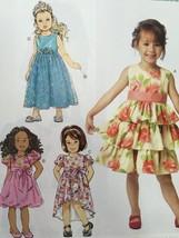 Butterick Sewing Pattern 6161 Girls Dress Size 6-8 New - $16.76