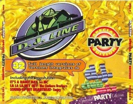 DJ Line Special Party Edition [Audio CD] Various - $29.69