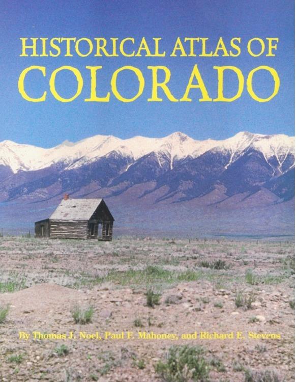 Historic atlas of colorado