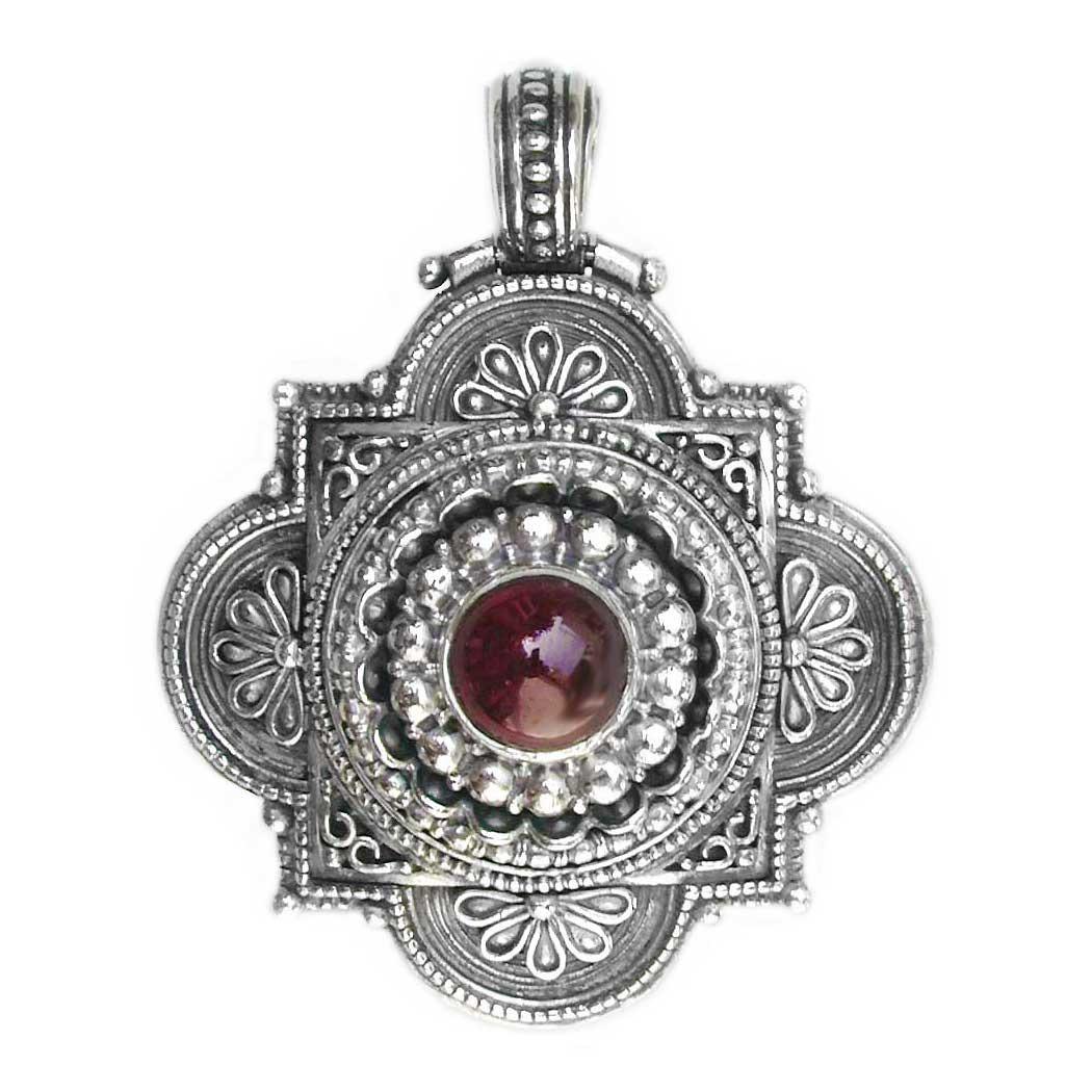 02003140 gerochristo 3140 byzantine medieval pendant 1
