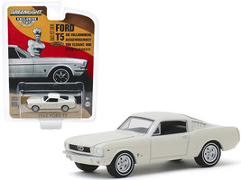 1965 Ford T5 White Hobby Exclusive 1/64 Diecast Model Car by Greenlight - $15.39