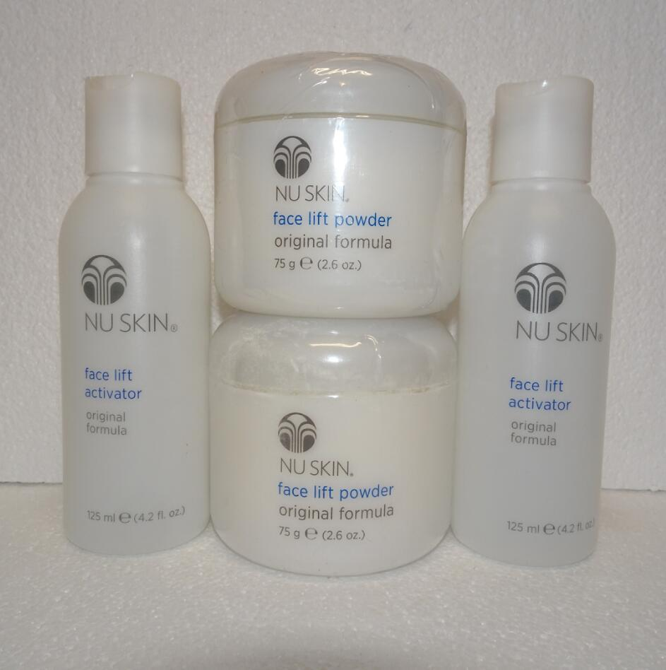 Nu Skin Products: Nu Skin Nuskin Face Lift Powder With Activator Original