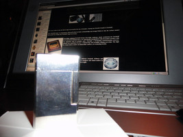 Davidoff Prestige Lighter Lines Diamond Cut, Silver Plated  - $499.00
