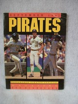 September 1990 Pittsburgh Pirates Official Magazine and Scorebook - $1.08