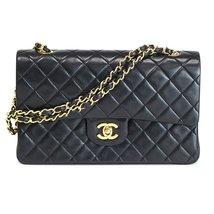 Authentic Pre-owned CHANEL Matelasse W Flap Chain Shoulder Bag - $62.847,12 MXN