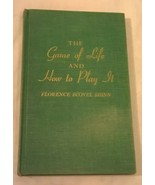 The Game of Life and How to Play It by Florence Scovel Shinn (1941 HC w/... - $384.24