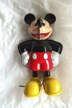 Hallmark 2009 Vintage Tin Mickey Mouse Christmas Ornament New In Box - $16.99