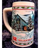 Vintage MILLER HIGH LIFE BEER Mug STEIN Limited Edition Souvenir Collector - $19.95