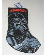 Star Wars Darth Vader Christmas Stocking New With Tag - $14.99