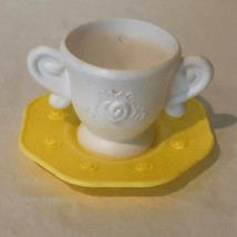 Little Tikes Victorian Tea Set Vintage Dishes Replacement Cup and Saucer - $9.99