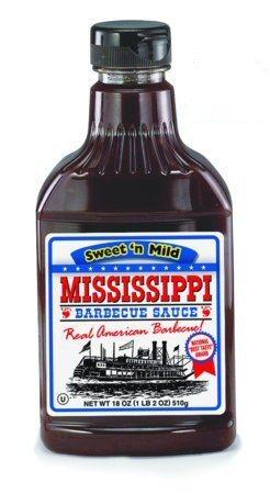 4 Mississippi BBQ Sauce: Original, Mild, Spicy, APPLE