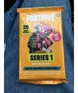 Fortnite Trading Cards 20 Cards Brand New Item Sealed Ok Of 20 W/2 Bonus... - $25.00