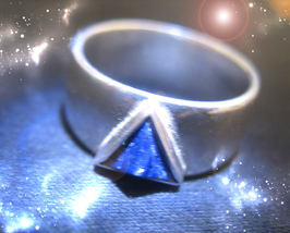 HAUNTED RING RISE TO THE HIGHEST PYRAMID HIGHEST LIGHT COLLECT OOAK MAGICK - $3,988.31