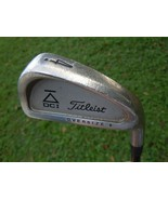 TITLEIST DCI Oversize + SINGLE 4 IRON Black Dot R FLEX Graphite GOLF CLUB - $29.69