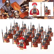 21pcs/set Roman Legion Soldiers (Pyrrhic War) Battle of Heraclea Minifigures  - $29.99