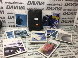 2002 Toyota Avensis UK Owner's Owner Manual Handbook Wallet Warranty Booklets - $22.47