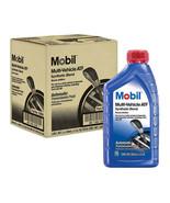 NEW Mobil Automatic Transmission Fluid MV, 1-Quart/6-pack FREE SHIPPING - $49.99