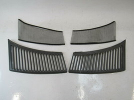 79 Mercedes R107 450SL grill set, for cowl air intake - $46.74
