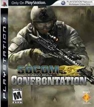 Playstation - Socom: U.S. Navy Sea Ls Confrontation Video Game - $24.98