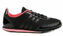 NEW Womens ADIDAS STYLE RACER Black Athletic Sneakers Trail Casual Runni... - $35.99