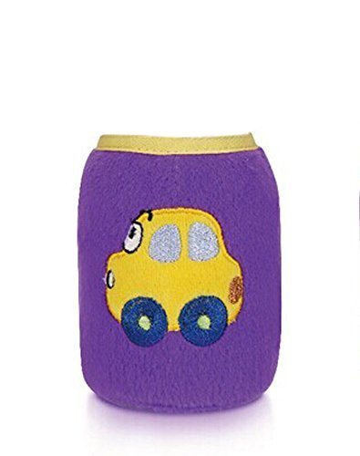 Feeder Milk Bottle Deading Warm Keep Pretecter Bag (105.5CM)/Purple Car