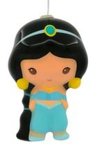 Hallmark Disney Aladdin Jasmine Decoupage Shatterproof Christmas Ornament NWT