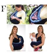 Front Pack Cotton Ergonomic baby carrier infant Newborn baby kangaroo - $10.98
