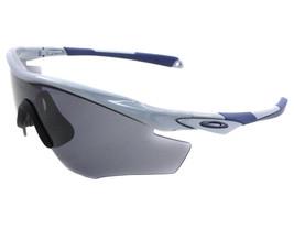 NEW OAKLEY M2 FRAME Sunglasses, Polished Fog w/Grey  OO9212-03 - $137.15