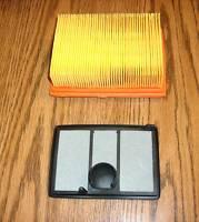 Air Filter Kit fits Stihl TS700, TS800 Cutquik saw 42240071013, 42241401801