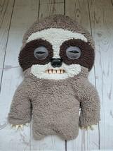 "Fuggler Funny Ugly Monster 13"" Sickening Sloth Plush - $24.18"