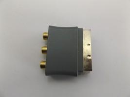 XBOX 360 AV COMPOSITE - RGB SCART HEAD CONVERTER EURO - $9.69