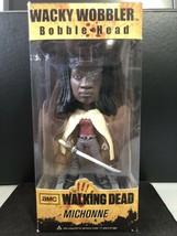 Funko The Walking Dead Wacky Wobbler Michonne Bobble Head - $12.12