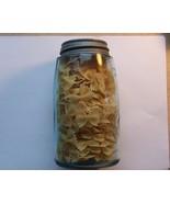 1 One Quart Lockport Mason Jar - $8.00