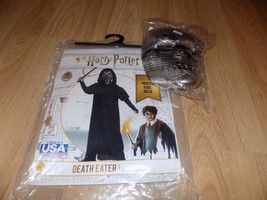 Child Size Small 4-6 Harry Potter Death Eater Halloween Costume Rubie's ... - $32.00