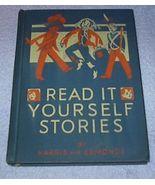 Read It Yourself Stories Children's Vintage School Reader - $14.95