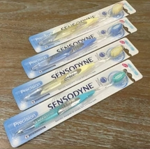 Sensodyne Precision Toothbrush Soft Silky Bristles for Sensitive Teeth - 4 Units - $25.78