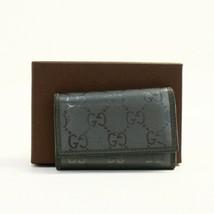[Rank A] GUCCI 6-key case 138093 Key Gray GUCCI - $57.42