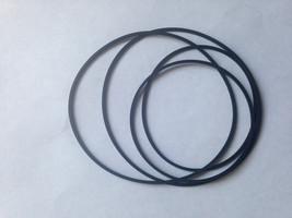 Nuevo 4 Correa Correa de Repuesto Set Sony TCW3 Doble Reproductor de Casetes - $17.64