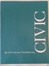 1994 Honda Civic Electrical Troubleshooting Manual (OEM) (1st Ed 11/1993 61SR302 - $53.16