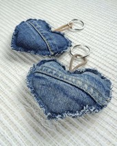 Heart Keychains - $11.00