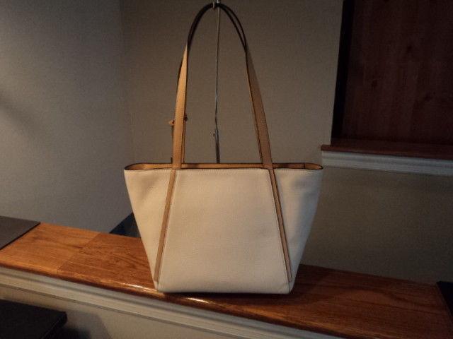 Auth Michael Kors Brown Logo Shopper Bag