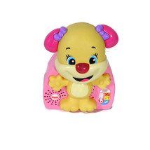 Fisher Price Smart Stages Dog Puppy Pink Girls 2016 Working Condition  - $12.86
