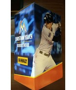 Christian Yelich Miami Marlins 2018 Bobblehead Box (Box Only) - Fast Shi... - $1.97